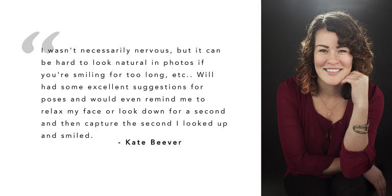 Kate Beever Testimonial